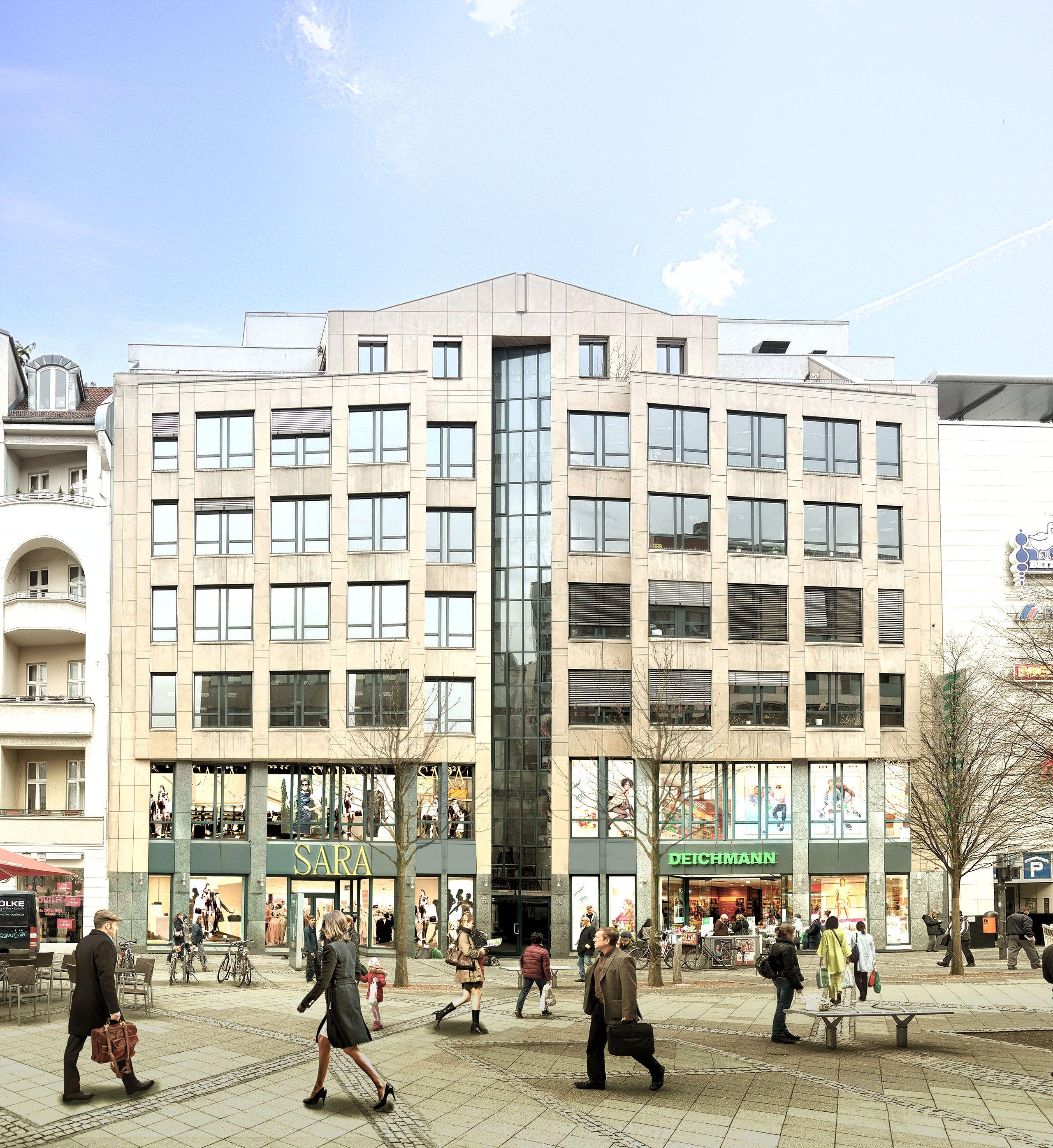 Architekturvisualisierung Berlin dessau bauhaus cus residential render manufaktur