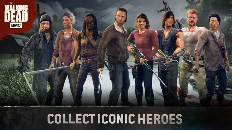 Pin by SeKaiNoost Mod Apk on apk | The walking dead, Android hacks