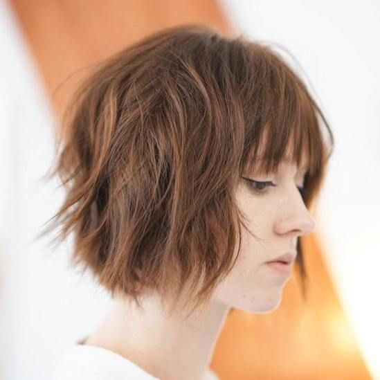 50 Short Shag Haircuts to Request in 2021   Hair Adviser Gallery