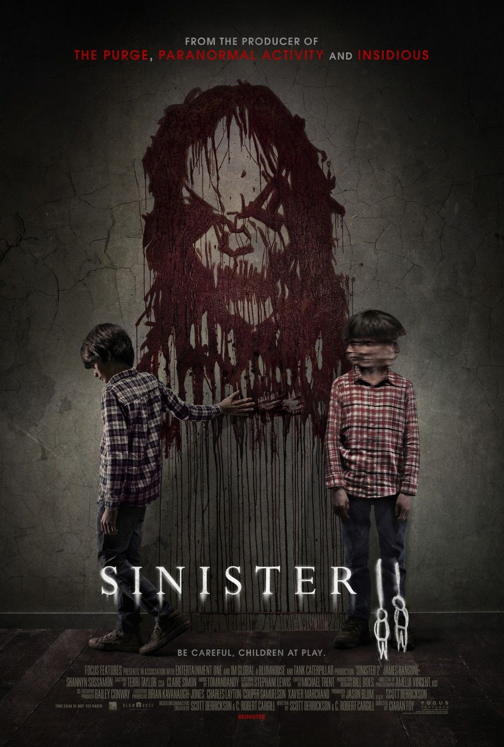 Movie Review 302 Sinister 2 2015 Scary Movies Horror Movies Best Horror Movies