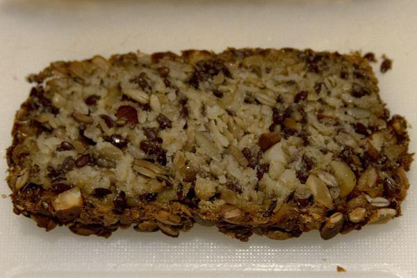 Josey Baker's Adventure Bread. Vegan, gluten-free, nutty, and unbelievably tasty.