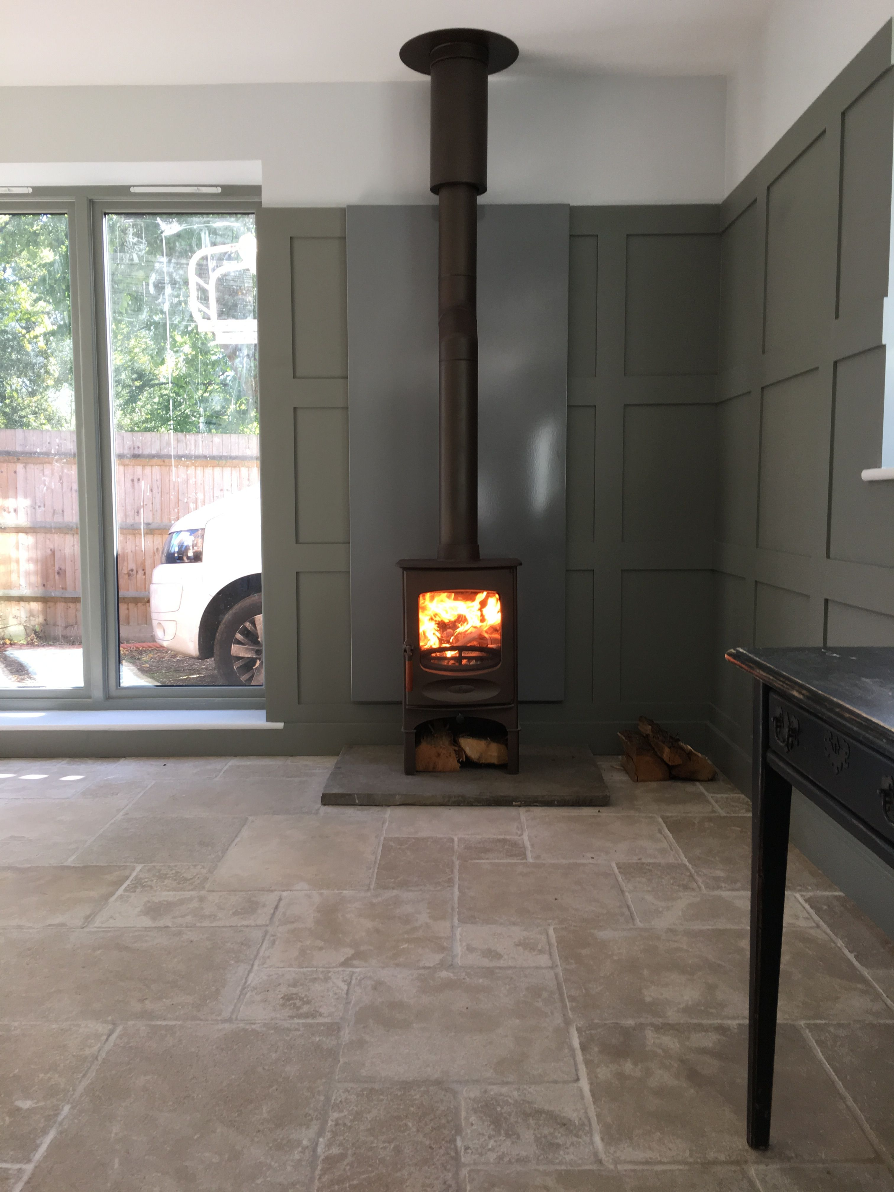 Charnwood C5 With Logstore Tiny Fireplace Ideas In 2019 Stove