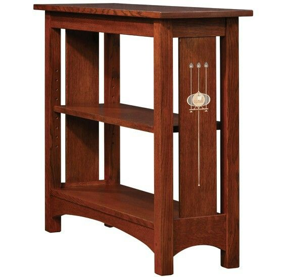 Stickley Harvey Ellis Small Bookcase Viking Inlay I M Making One