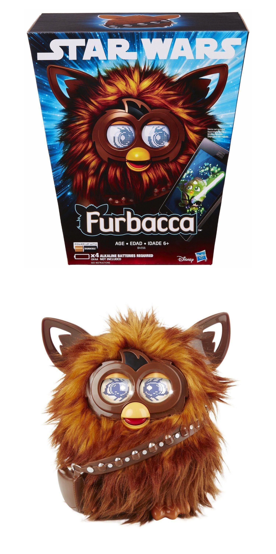 Furby 1083 Star Wars Furbacca Chewbacca As A Furbee New Sealed