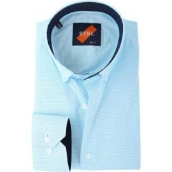 Shirt Suitabe S2-3 Hebau Weiss #ponchodress