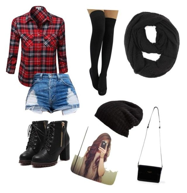 Casual by itzkookie on Polyvore featuring polyvore, fashion, style, Halston, Paula Bianco and Free People