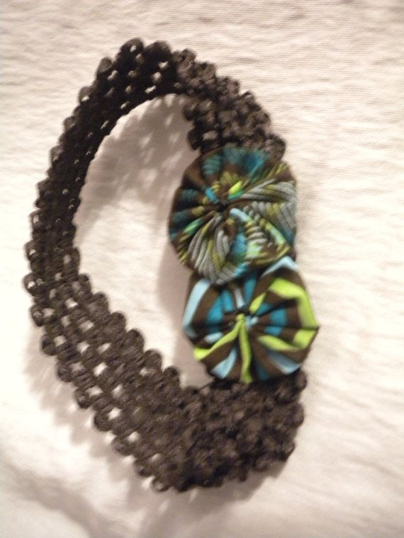 baby fabric headband by ForAllGirls on Etsy, $5.00