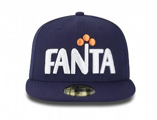 a8dd64e2491 Fanta 59Fifty Fitted Baseball Cap by FANTA x NEW ERA
