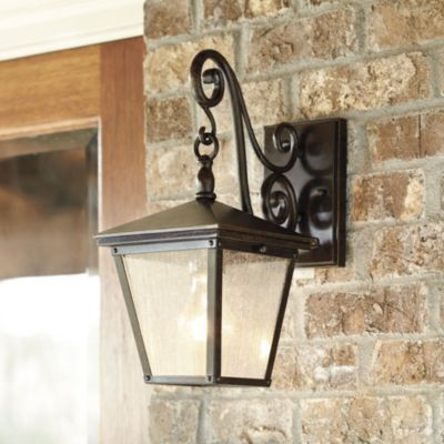 Venezia outdoor lantern lighting ballard designs
