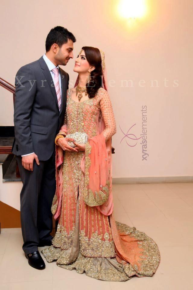 Sana Safinaz Baju Pengantin Desi Wedding Pakaian Pakistan