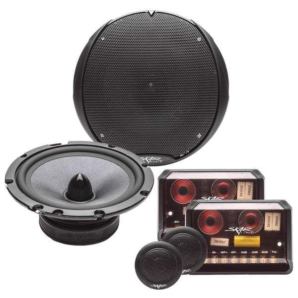 TX65C | 6.5 200 Watt 2-Way Elite Component Speaker System #componentspeakers