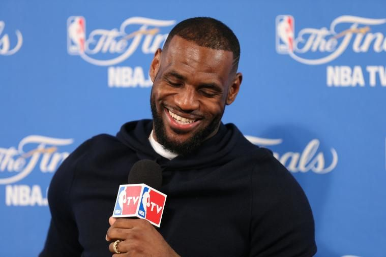 Lebron James Barber Discusses His Hair Says Its His Hardest