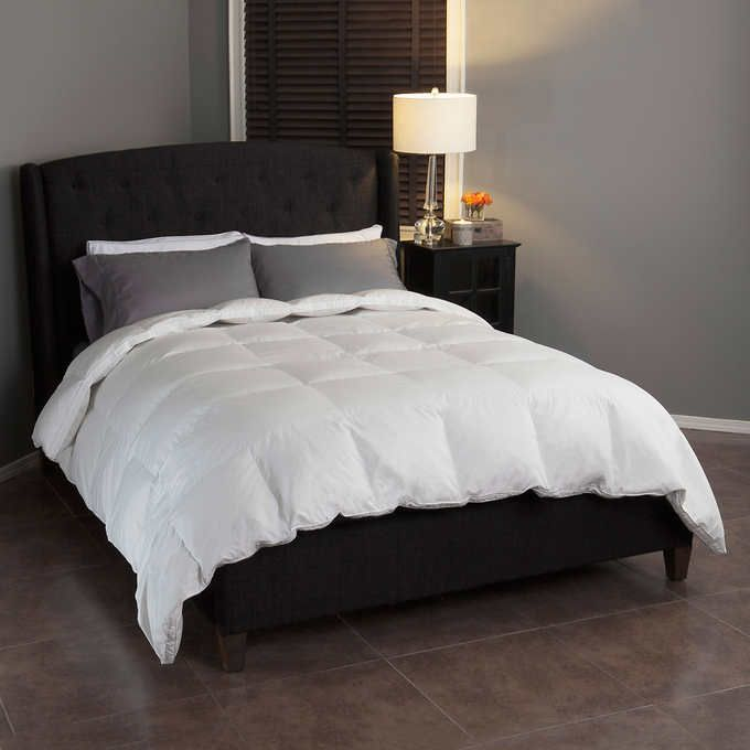 Allied Home Rds White Goose Down Comforter Home Down Comforter