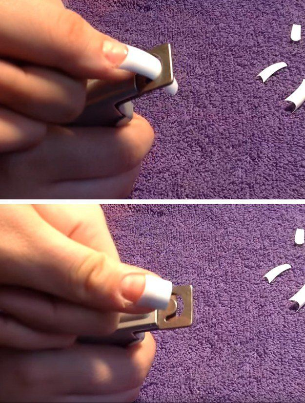 Diy Acrylic Nails Skip The Salon And Do It Yourself Diy Projects Diy Acrylic Nails Acrylic Nails At Home Diy Nails