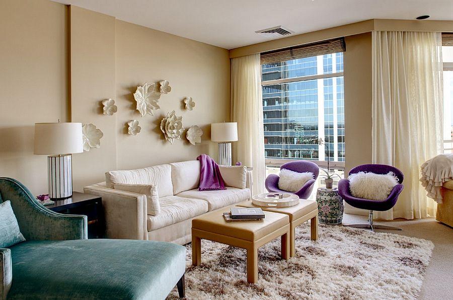 Feminine living rooms ideas decor design trends