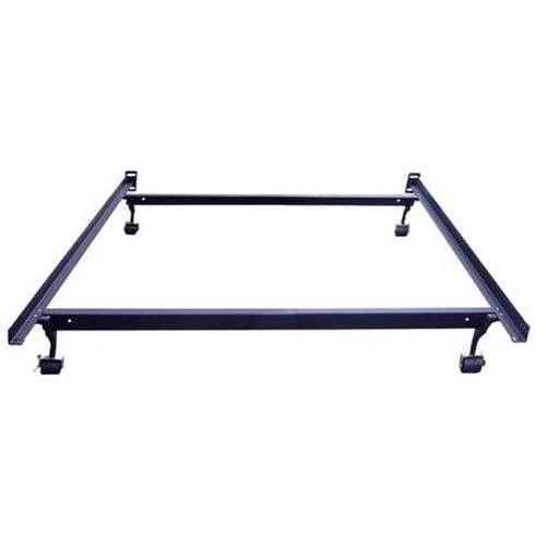 Mantua Brown Bed Frame,King   California king bed frame, Bed frames ...