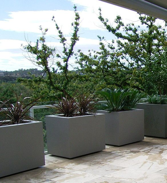 Modern Planters Outdoor Eco rectangle planter planters modern outdoor planters urbilis workwithnaturefo