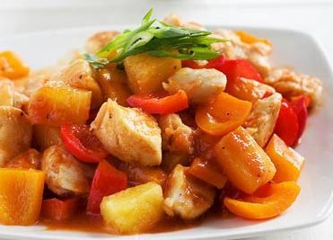 Crockpot sweet and sour chicken recipe ketchup soy sauce and crockpot sweet and sour chicken sweet sour chickenchinese food recipesasian forumfinder Choice Image