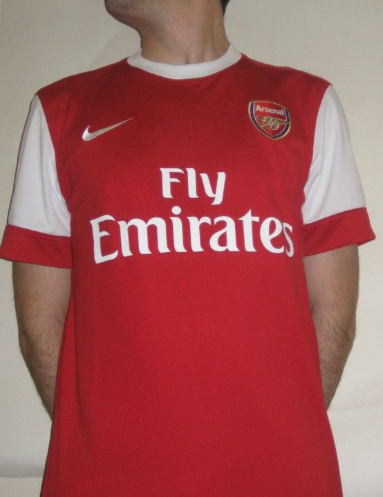 new concept 7282c bca43 Arsenal (Home) - 2010-2011. Surprisingly, my first Arsenal ...