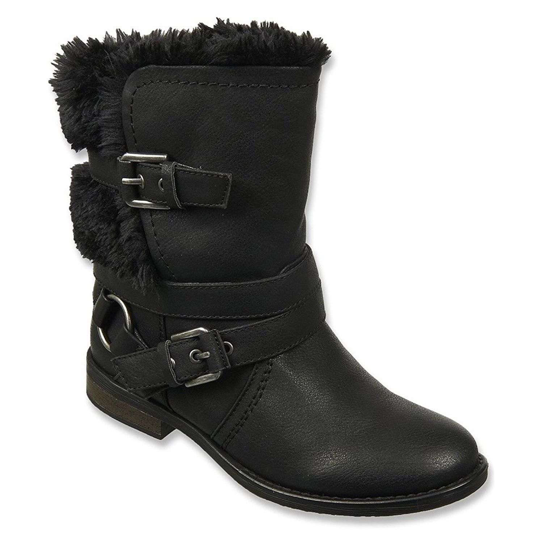 Womens Boots CARLOS by Carlos Santana Hagen Black