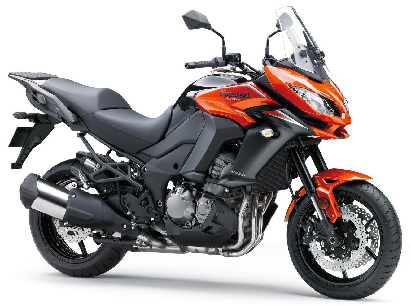 Motocicleta Kawasaki Versys 1000 ABS 2017 Versys