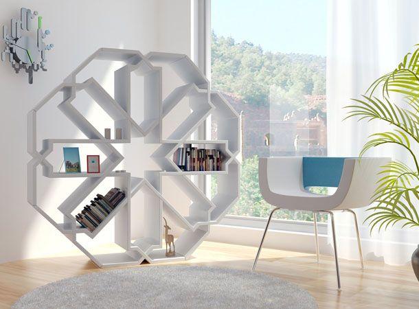 Modern Moroccan Style Kitchen Moroccan Inspired Zelli Bookshelves