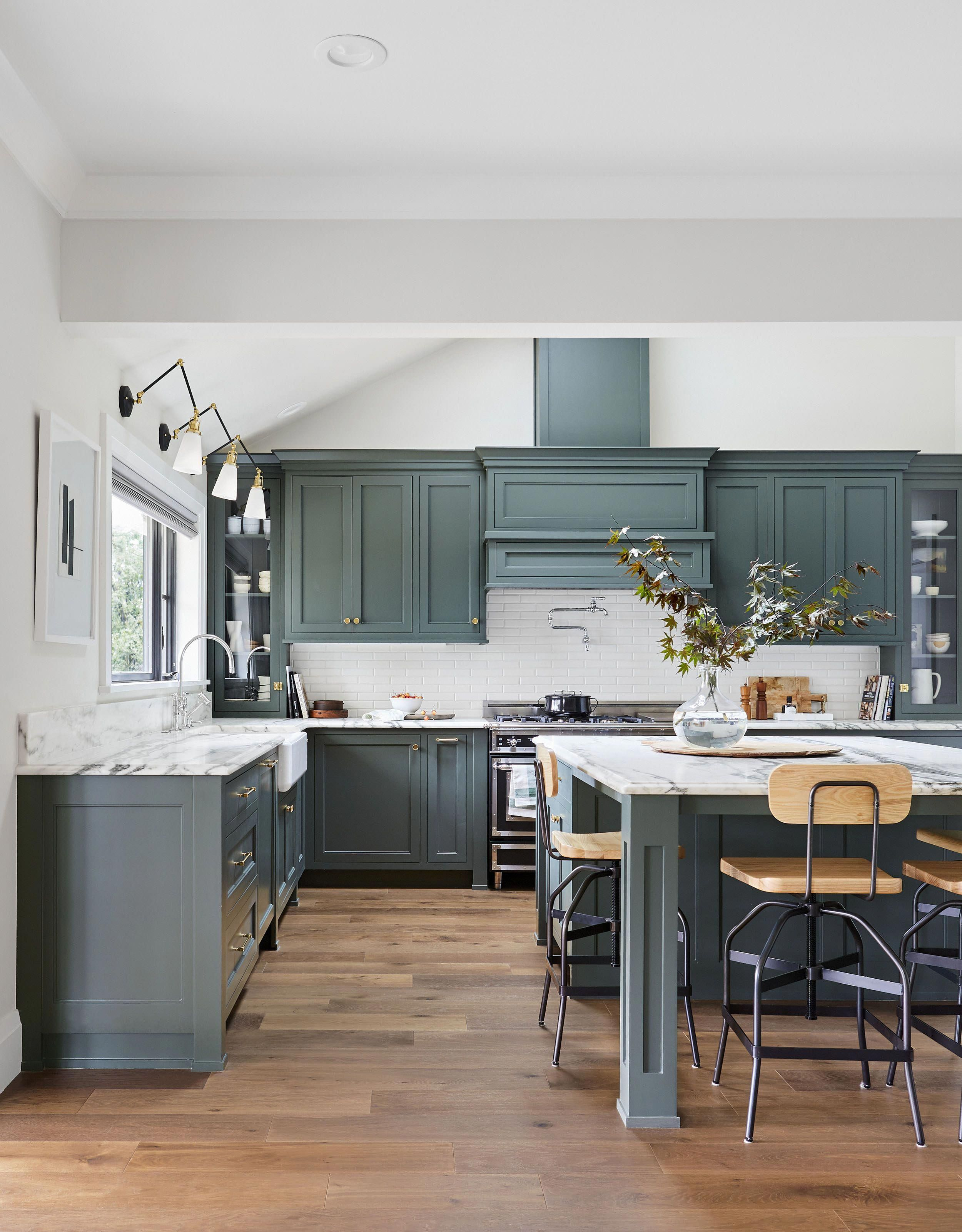 Admit to yourself that kitchen remodeling isn't a simple