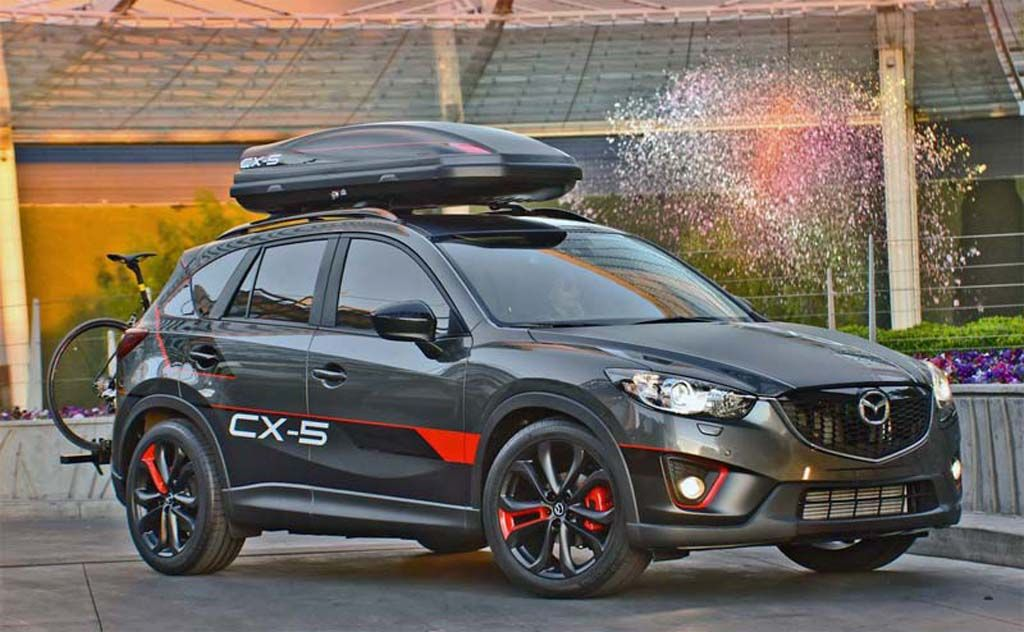 2015 Mazda Cx 5 Arrives With Several Changes 車 かっこいい