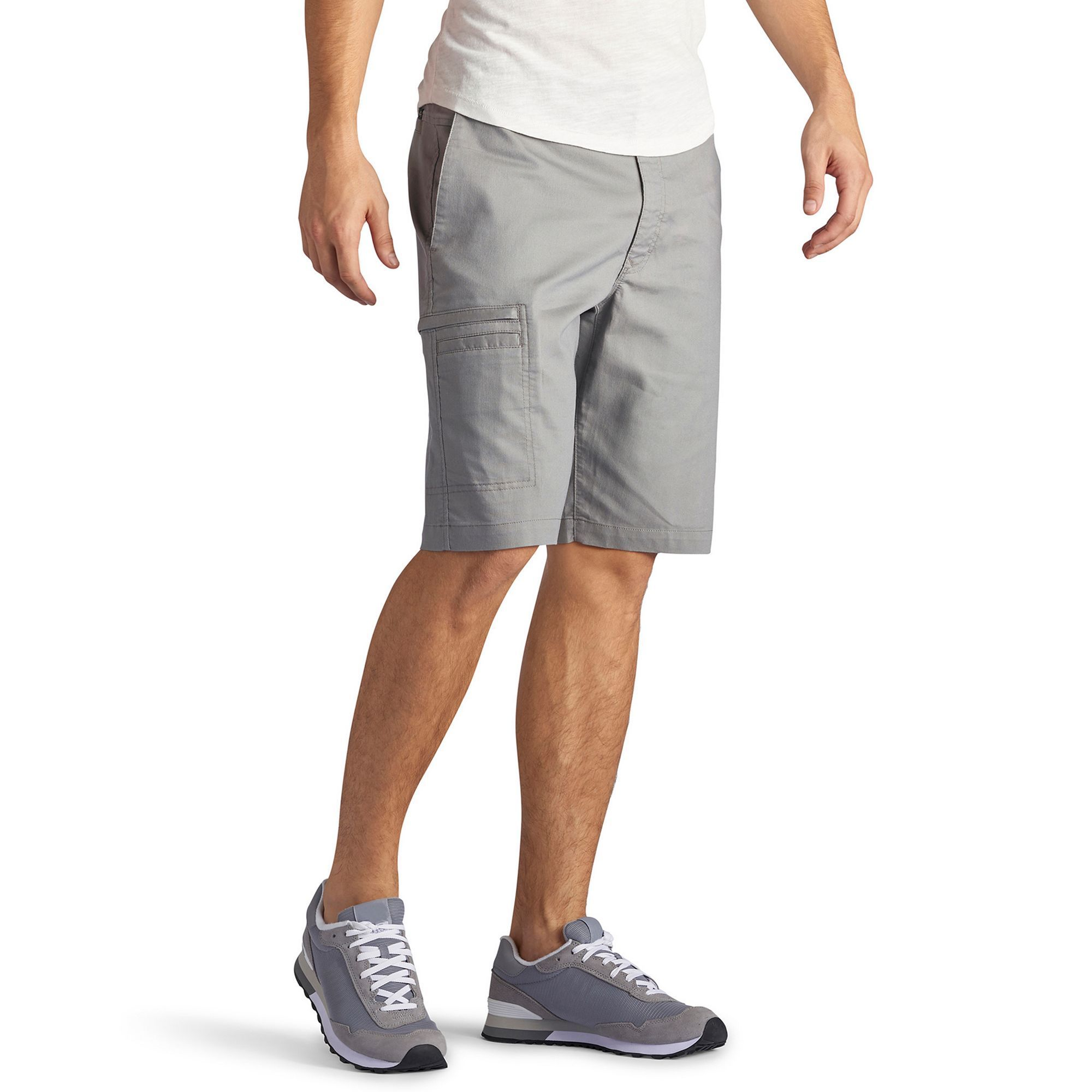 f9d979beee Men's Lee Crew Cargo Shorts | Products | Man lee, Shorts, Grey