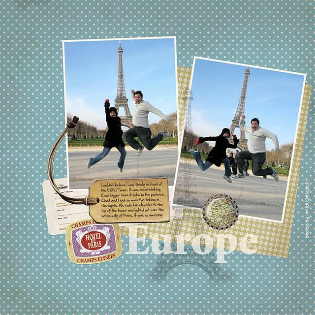 European travel digital scrapbooking layout pinterest scrapbookingtravellayouts recent photos the commons getty collection galleries world map app gumiabroncs Choice Image