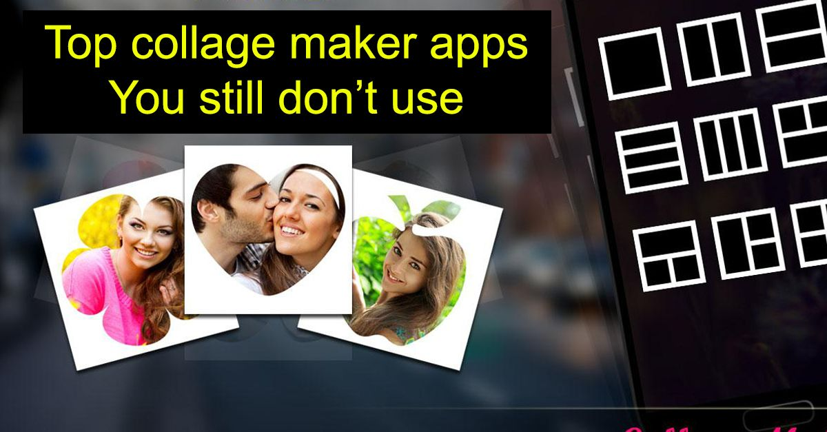 Top 10 Best Android Photo Montage Maker Apps For 2014