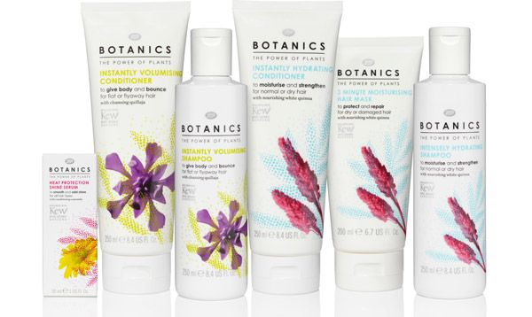 Boots Botanics Cosmetic Lines To Brighten Refine And Mattify All Skin Types Haircare Packaging Hair Care Boots Botanics