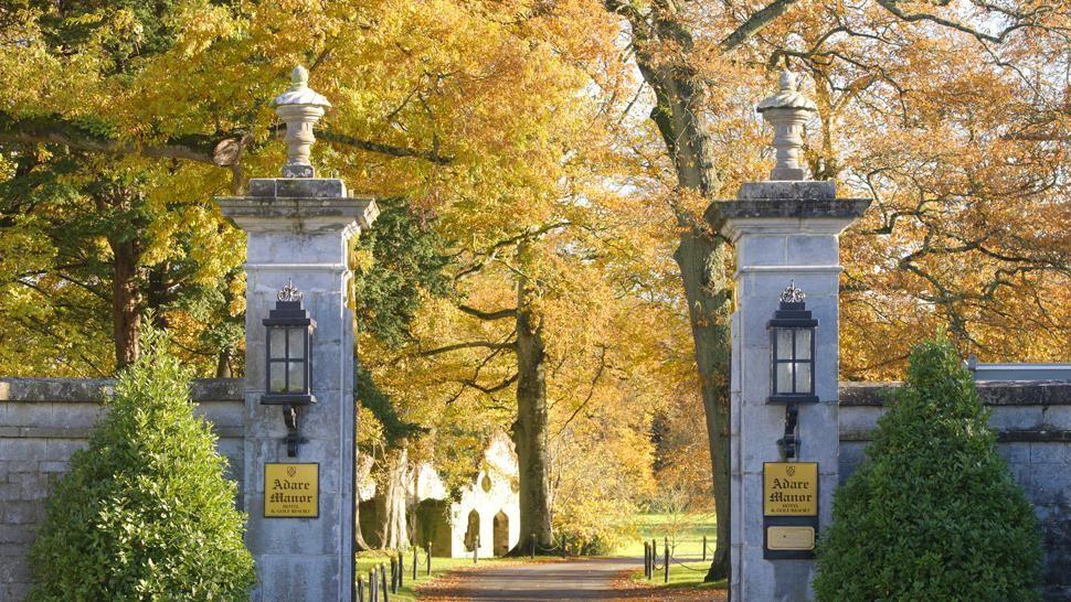 Adare Manor Hotel Golf Resort County Limerick Ireland