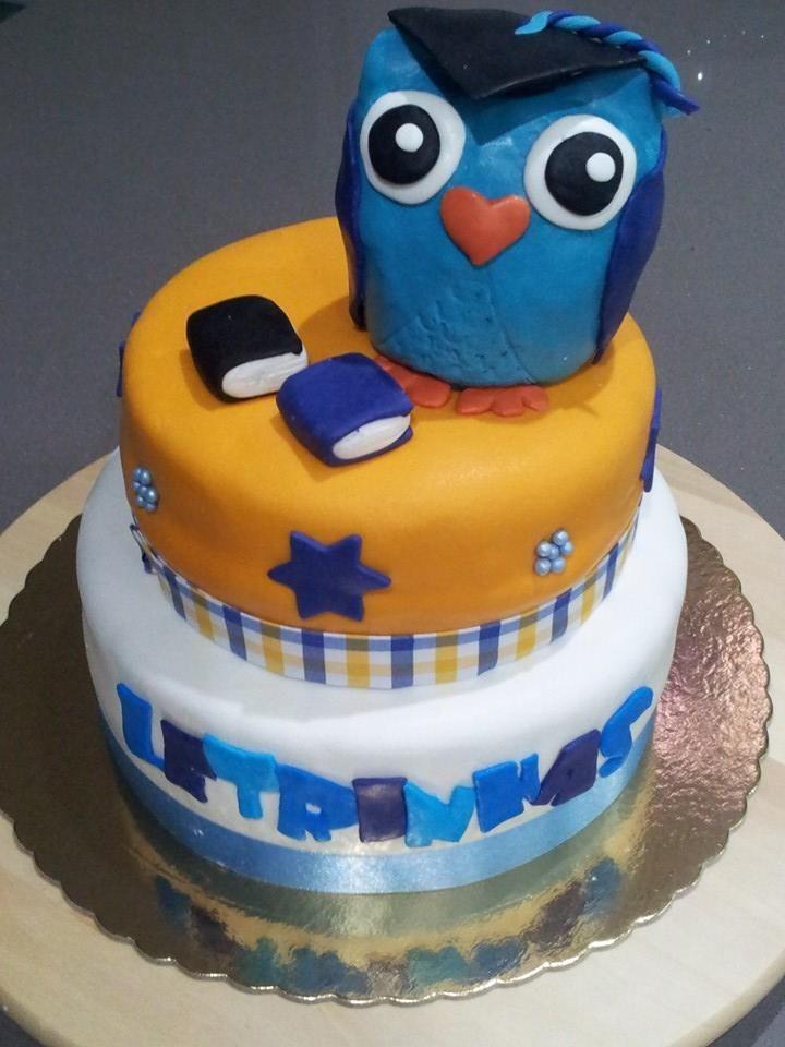 Gâteau fête école