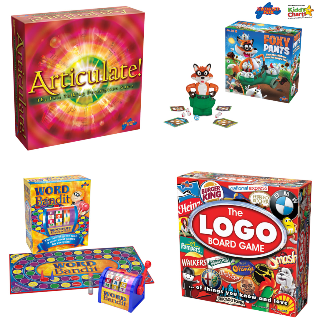 Win all the table top games you\'ll need this Christmas! (Worth £110 ...