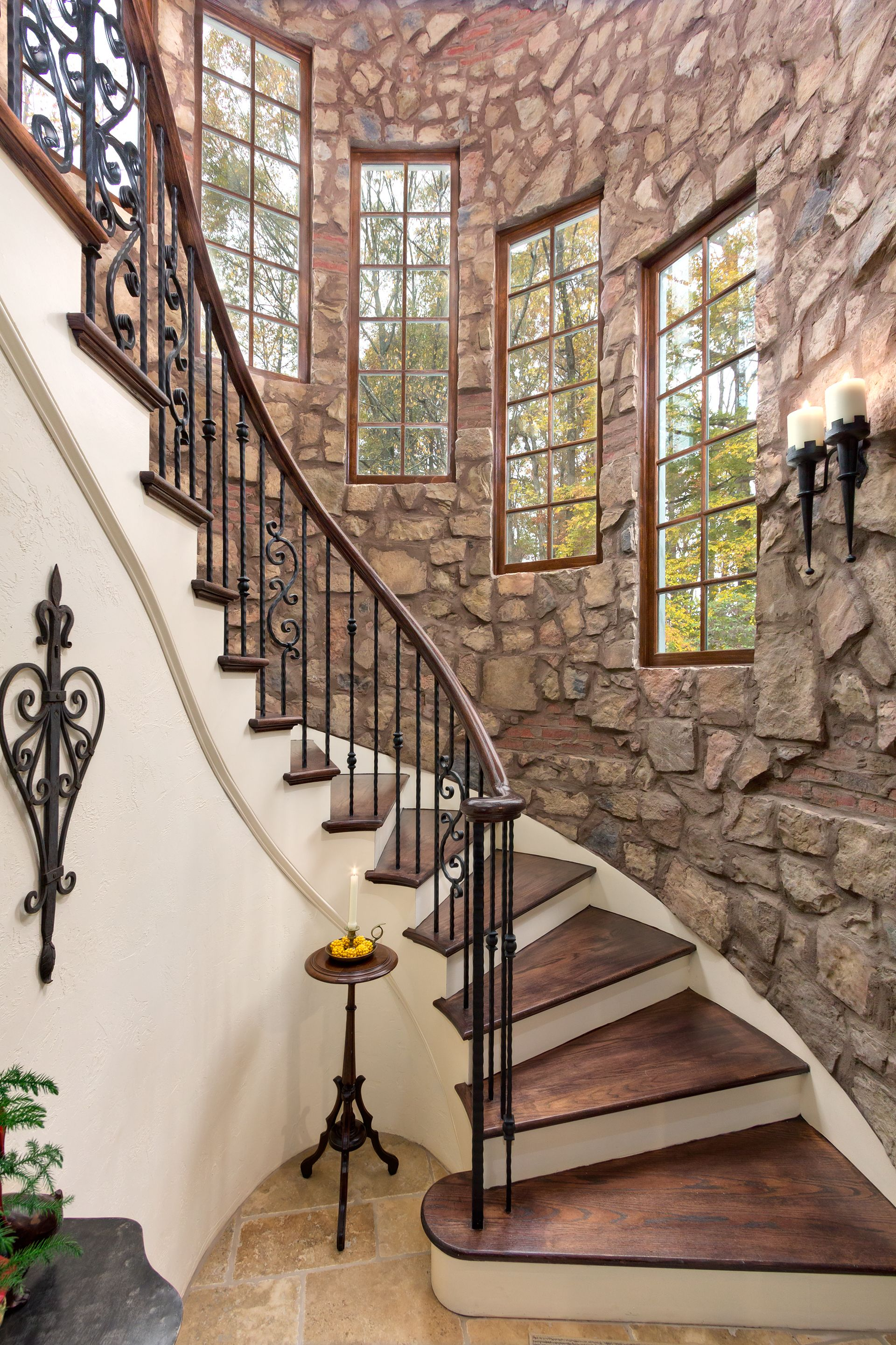 Best Pin By Rhonda Bee On Beautiful Stairways Staircase 640 x 480