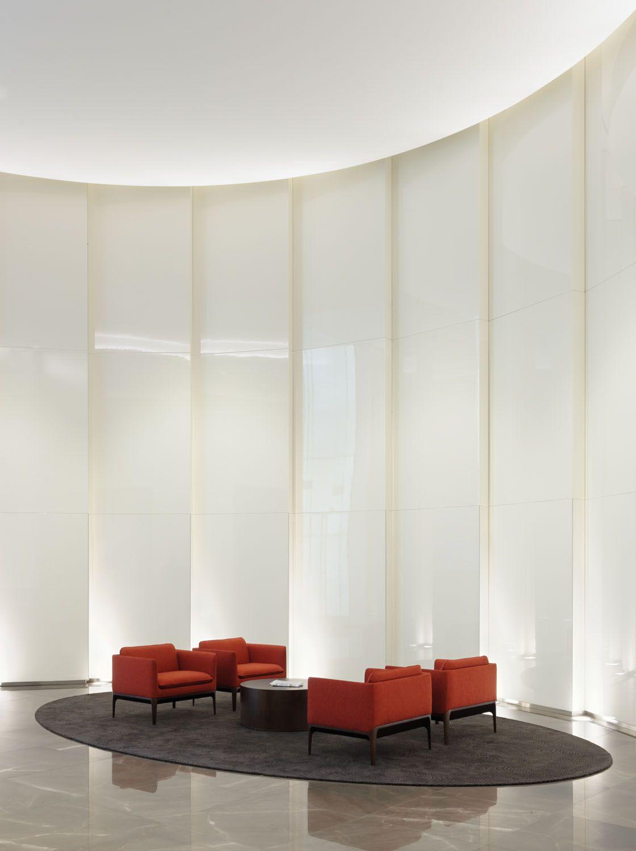 How To Hang Fabric On Walls long narrow wall panels emulating hanging fabric. | armourfx