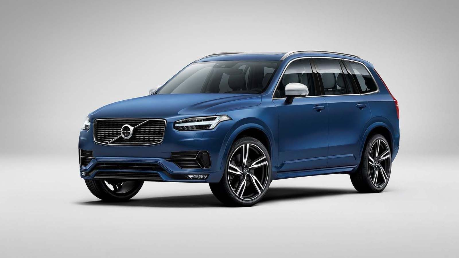 Win a Volvo XC90 T8 R-Design - Ticket Price £7.00