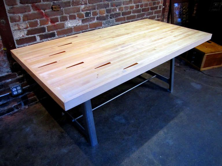 Bowling Alley Coffee Table | Build a