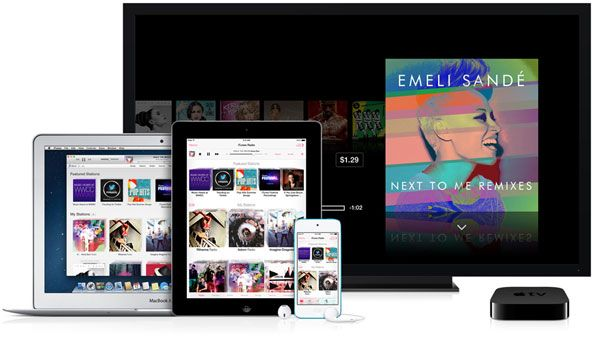 Apple Updates TV to Version 6, Now Includes iTunes Radio