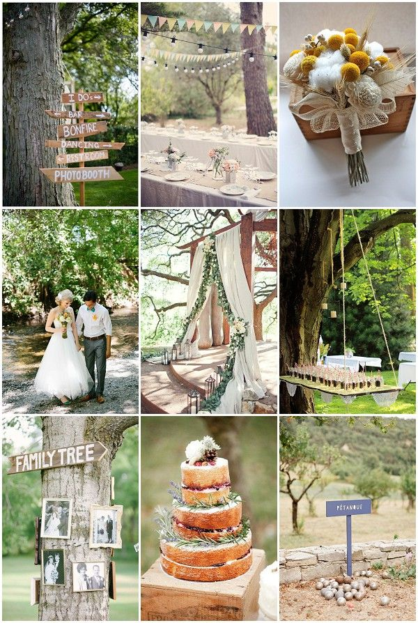 Backyard BBQ Wedding Ideas | Backyard bbq, Backyard and Weddings