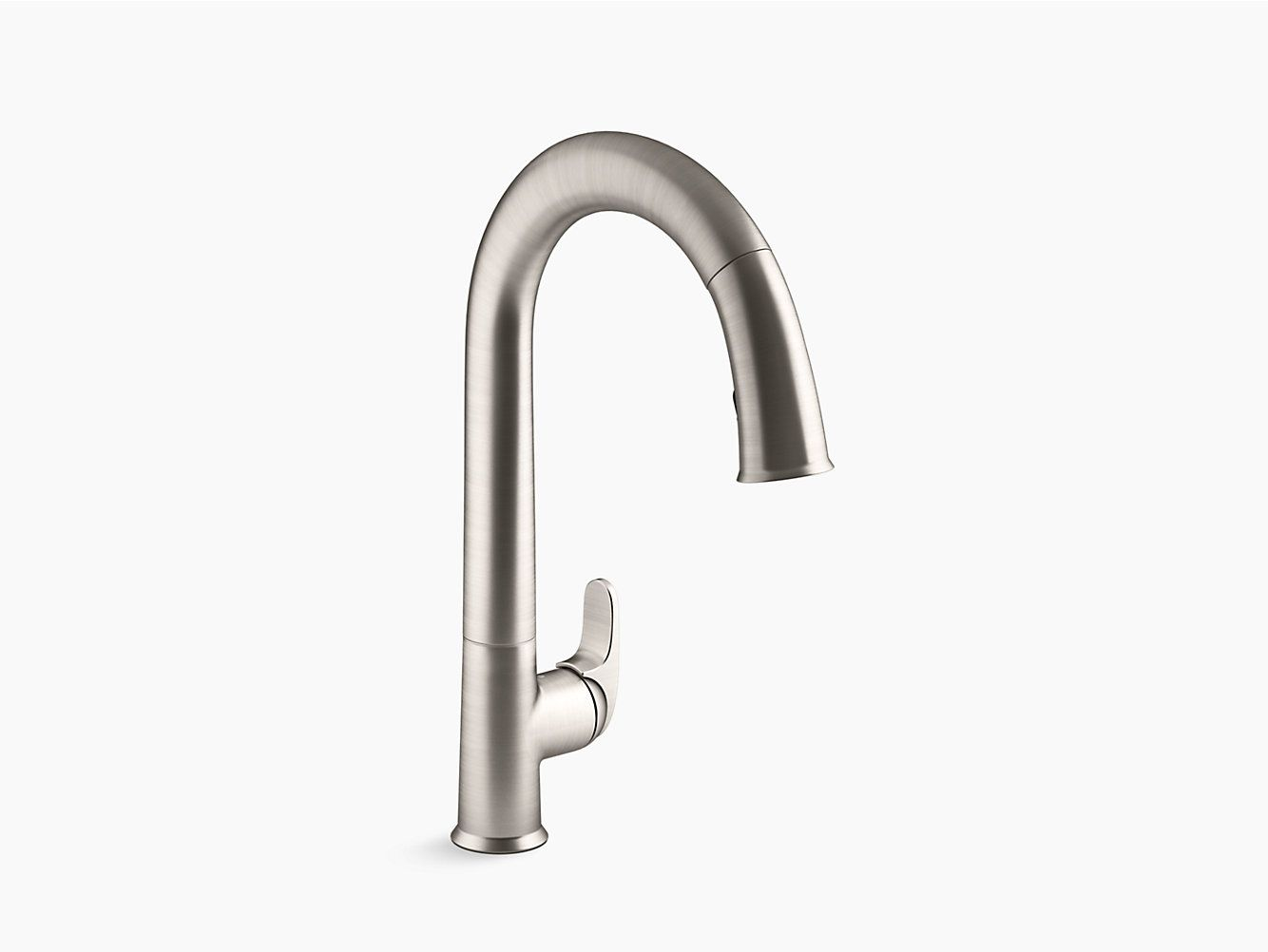 K-72218 | Sensate Touchless Pull-Down Kitchen Sink Faucet ...