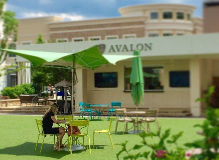 Avalon In Alpharetta Ga Fermob Luxembourg Chairs Fermob