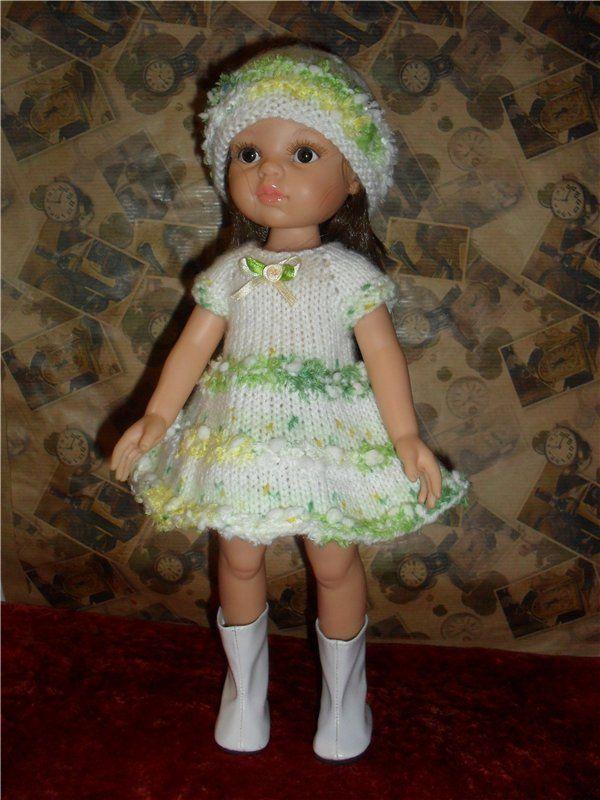 Волшебные клубочки или одежда для Паолочек / Paola Reina, Antonio Juan и другие испанские куклы / Бэйбики. Куклы фото. Одежда для кукол