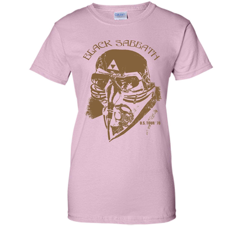 Black sabbath t shirt iron man - Black Sabbath Tour 78 T Shirt Iron Man Tony Stark T Shirt