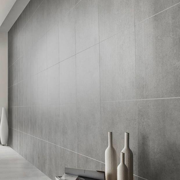 Lambris adhésif PVC ELEMENT PREMIUM noir ardoise Salons - faience ardoise salle de bain