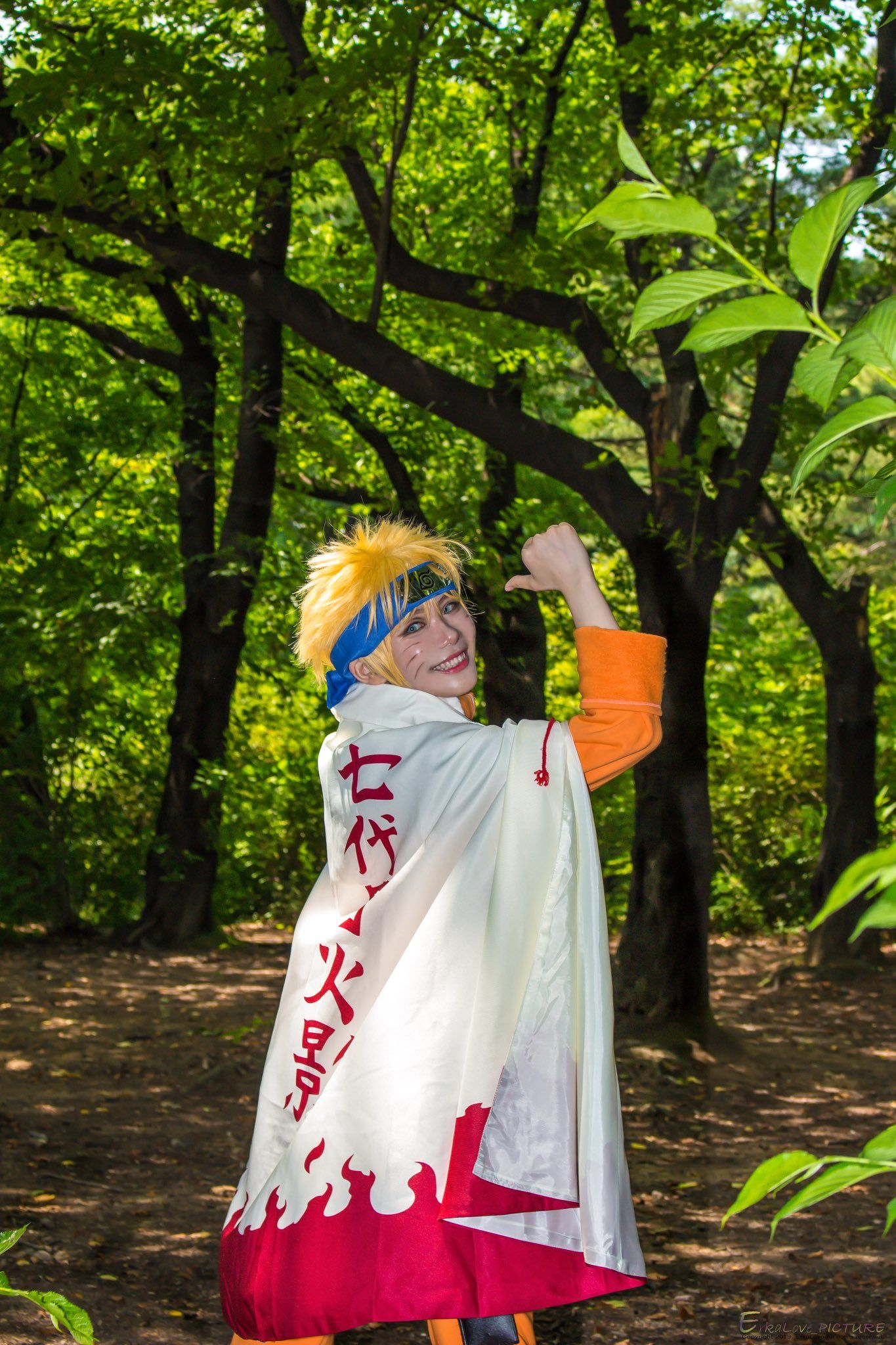 Pin oleh Who? di Naruto cosplay