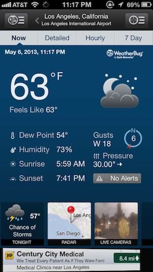 Best Weather Apps for iPhone & Android | IT Board II | Android, Best
