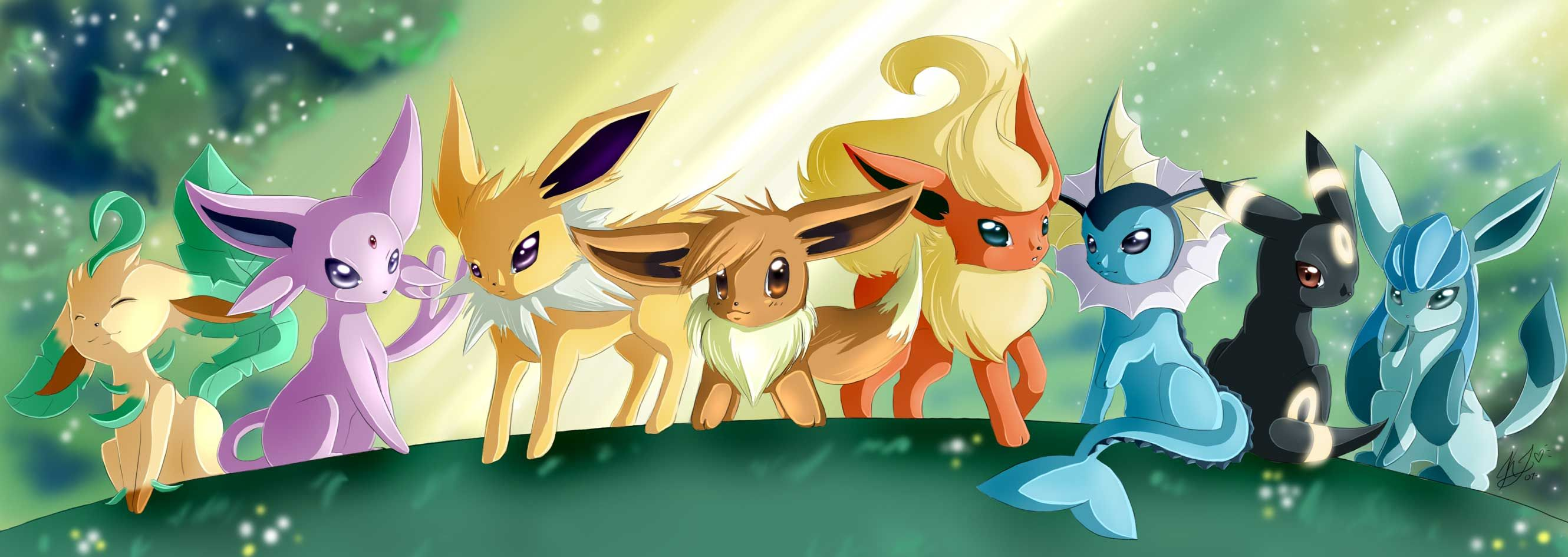 Pokemon Eevee Wallpapers Pokemon Eevee Eevee Wallpaper Pokemon