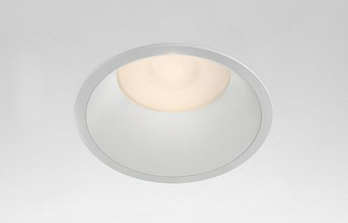 Lucifer Lighting F4rmfs Shallow Downlight With Trim Park